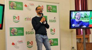 Pd - Andrea Egidi a Castiglione in Teverina