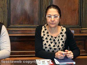 Viterbo - Susanna Cherchi, presidente gruppo teatrale Il Gabbiano