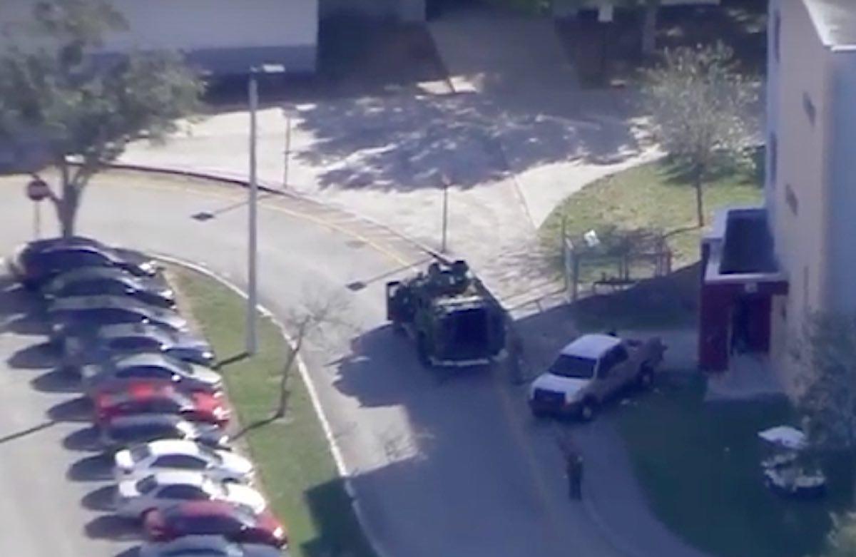 Florida, spari in una scuola Lo sceriffo: