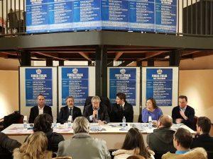 Tarquinia - La presentazione dei candidati alle regionali e alle politiche