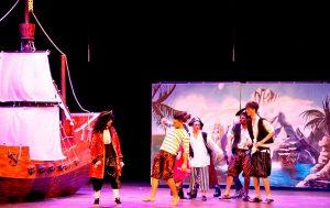 Viterbo - La rappresentazione teatrale dell'Orioli