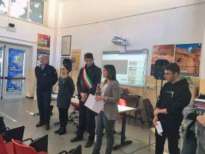 Tarquinia - L'Iiss Cardarelli celebra il Giorno del ricordo