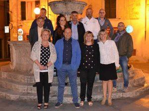 Canino - La maggioranza dell'amministrazione guidata da Lina Novelli