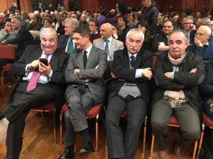 Giuseppe Fioroni, Alessandro Mazzoli, Ugo Sposetti