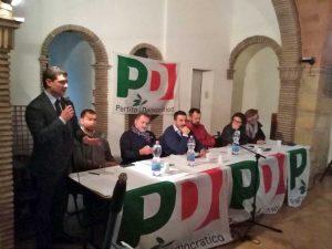 Mazzoli (Pd) all'assemblea programmatica di Tarquinia