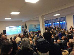 Montefiascone - Notazio (FI) inaugura la Casa tricolore