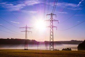 Energia elettrica - Tralicci