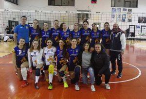 Sport - Volley femminile - La Vbc Viterbo