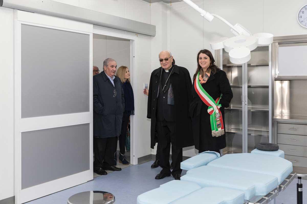 b4a1965f31 Inaugurato a Viterbo il Centro Medico Santa Rosa - Tusciaweb.eu