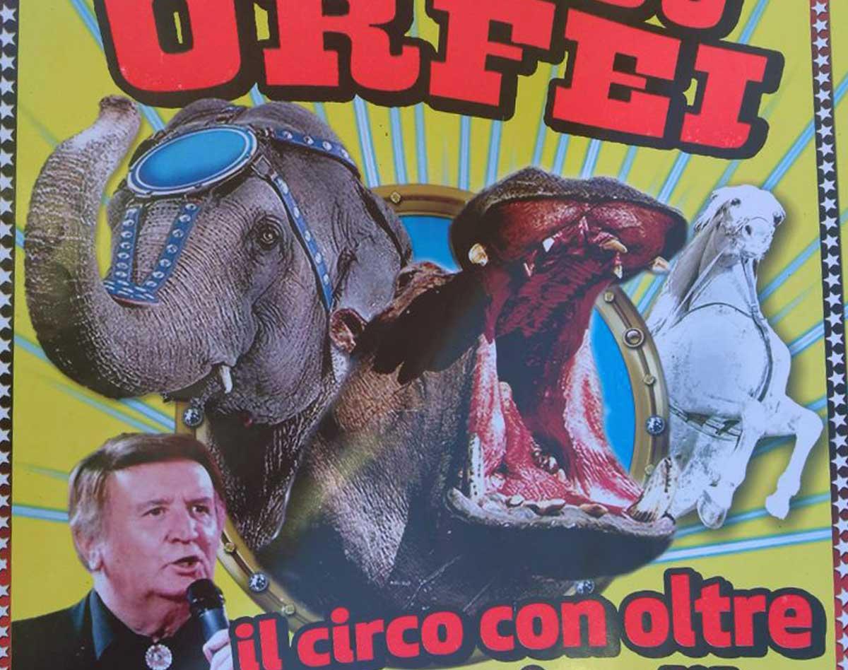 È morto il re del circo Rinaldo Orfei