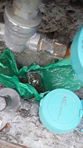 Viterbo - Spaccio a piazzale Gramsci - La droga nascosta nel contatore dell'acqua