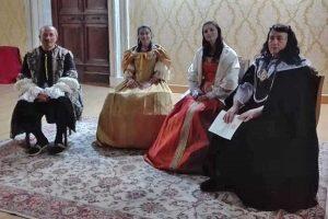 Viterbo - Palazzo Doria Pamphilj, visita guidata con attori in costumi d'epoca