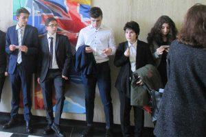 New York - Gli studenti del Ruffini all'Onu