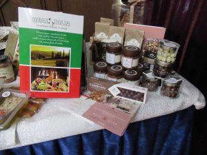I prodotti della Tuscia in Albania