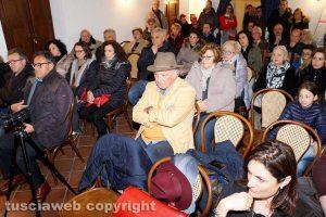 Italo Moscati a Bassano in Teverina - Il pubblico