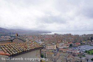 La città di Bolsena