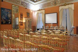 Viterbo - Palazzo Brugiotti