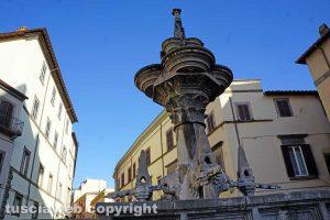 Viterbo - Piazza Fontana Grande