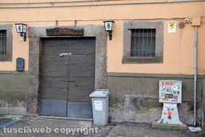 Viterbo - La taverna Old manners in piazza Sallupara