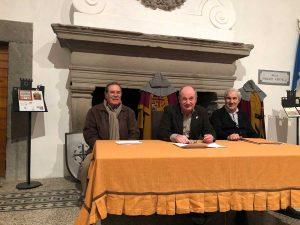 Viterbo - Associazione degli iscritti dell'Associazione Amici di Bagnaia