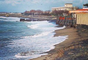 Tarquinia - La spiaggia delle Saline