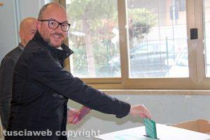 Politiche e regionali 2018 - Mauro Rotelli al voto
