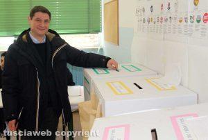 Politiche e regionali 2018 - Alessandro Mazzoli al voto