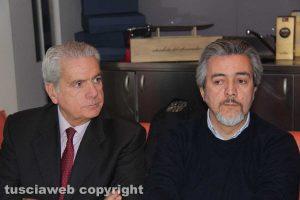 Giovanni Arena e Francesco Battistoni