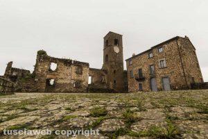 Celleno - Il borgo fantasma