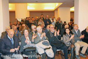 L'incontro di Luisa Ciambella e Giuseppe Fioroni dopo il voto del 4 marzo