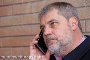 Viterbo - L'avvocato Guido Conticelli