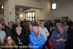 Viterbo - Daniele Sabatini ringrazia gli elettori