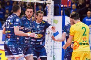 Sport - Pallavolo - Tuscania volley - I viterbesi in campo
