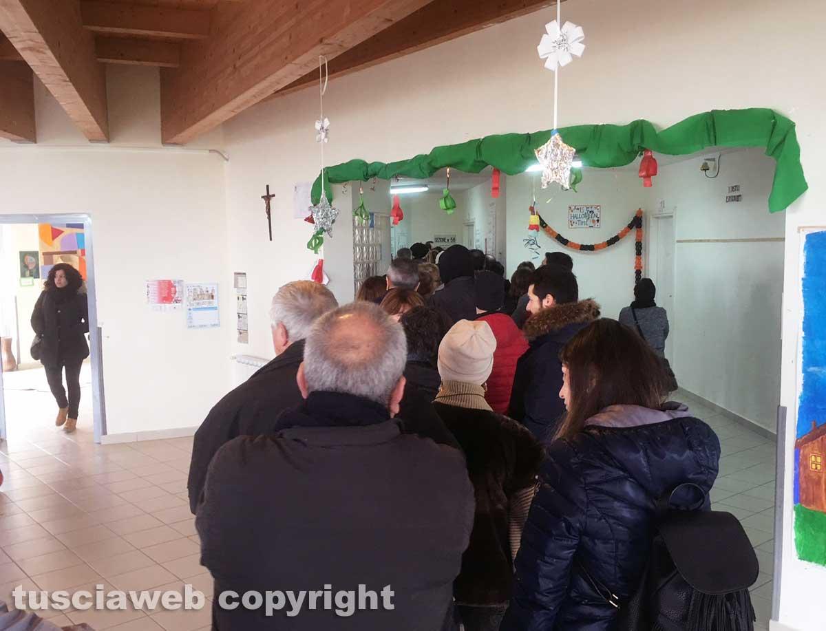 Elezioni in provincia di Latina: lunghe file ai seggi