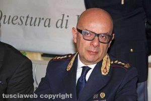 Il dirigente del servizio antiterrorismo Fabio Berrilli