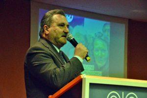 Il consigliere regionale Enrico Panunzi (Pd)