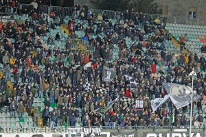 Sport - Calcio - La curva del Siena