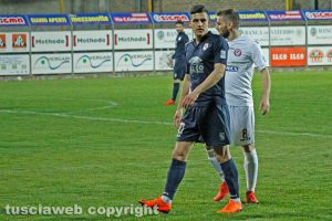 Sport - Calcio - Viterbese - Nicola Mosti