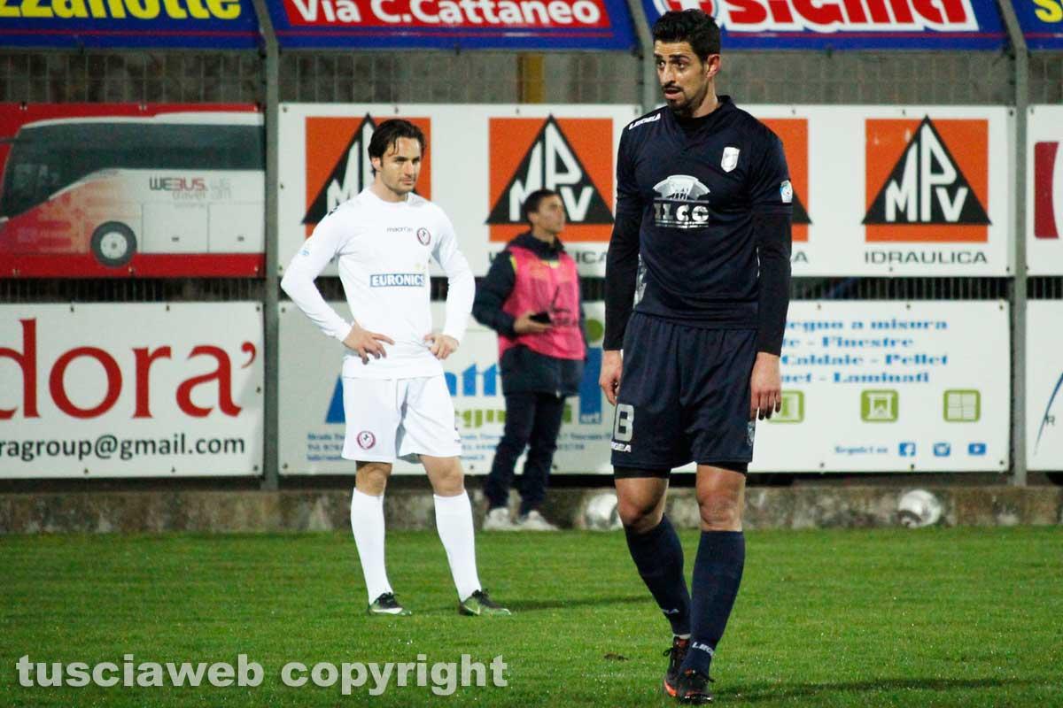 L'arbitro e Marconi affondano la Viterbese: la Coppa Italia è dell'Alessandria