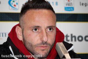 Sport - Calcio - Arezzo - Aniello Cutolo