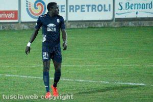 Sport - Calcio - Viterbese - Ansoumana Sanè
