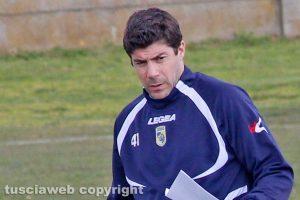 Sport - Calcio - Viterbese - Giuliano Giannichedda