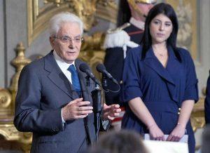 Francesco Barberini alfiere della Repubblica - Il discorso del presidente Sergio Mattarella