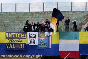 Sport - Calcio - Viterbese - Il match contro il Cosenza (foto Pescatore/Tucci)