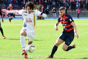 Sport - Calcio - Viterbese - Il match contro il Cosenza