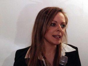 Ronciglione - L'assessora Maura Luzzitelli