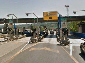 Orte - Casello autostradale