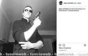 Il 24enne Denis Illarionov su Instagram