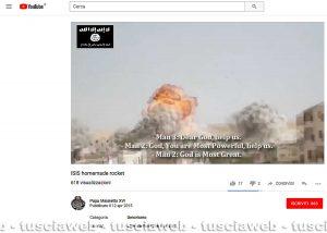 Un video dell'Isis pubblicato da Denis Illarionov su Youtube
