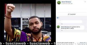 Denis Illarionov inneggia al killer di Dallas Micah Xavier Johnson su Facebook